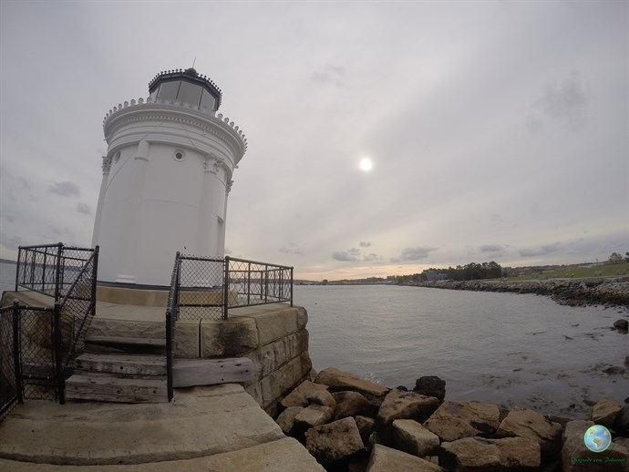 Portland Breakwater Light, Bug Light, Portland, Maine