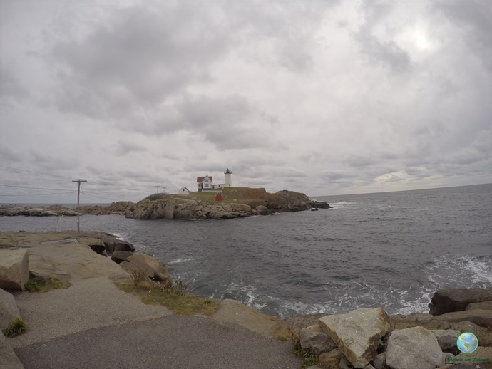 Farol, Nubble Light, Maine