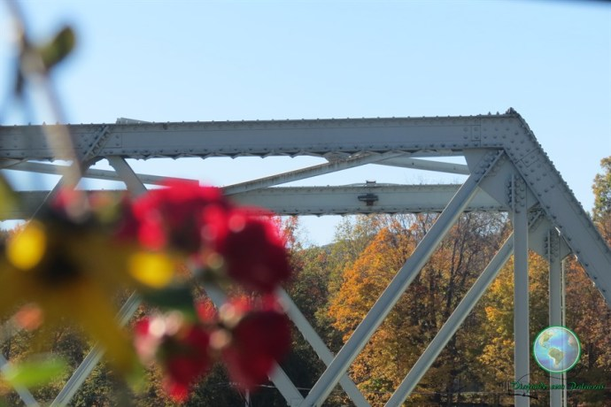 Bridge of Flowers, Shelburne Falls, The Berkshires,