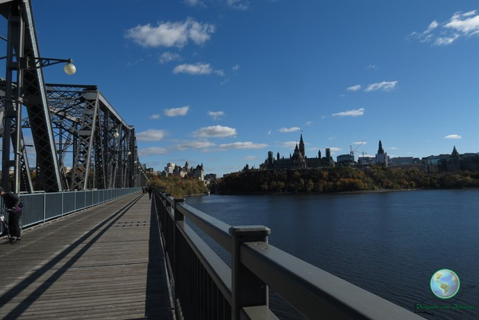 Alexandria Bridge, Ottawa